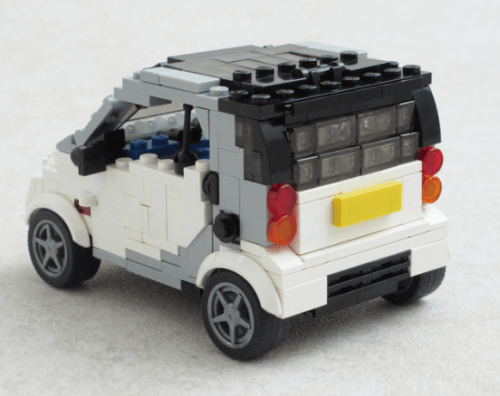 Lego Smart City Coupe