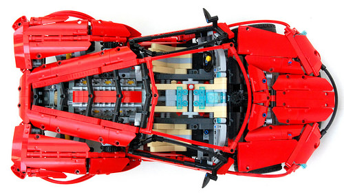Lego Technic Supercar 2015