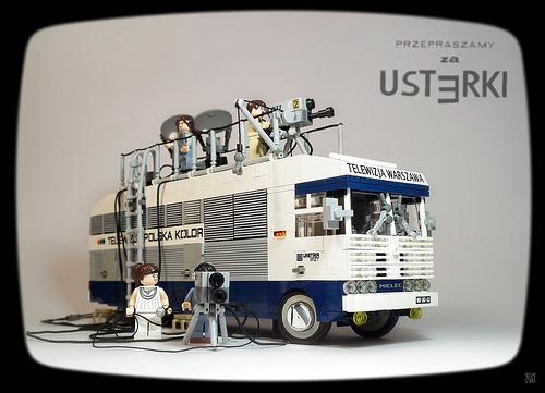 Lego Jelcz / Mielec / WZT WR-0043 (1971)
