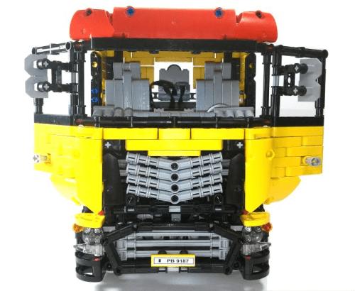 Lego Technic RC Truck