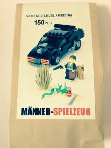 Lego Mad Max Manner-Spielzeug