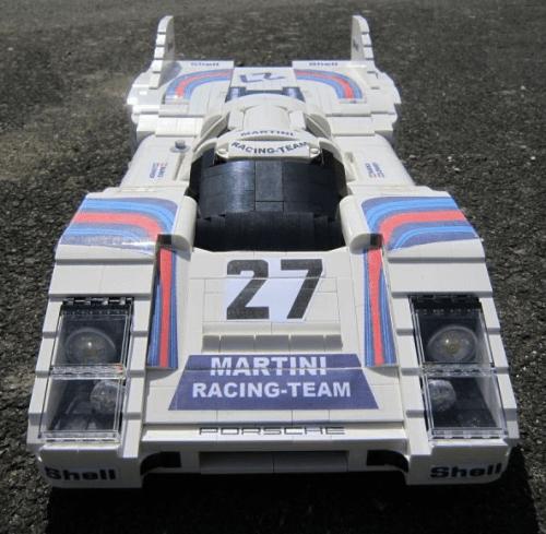 Lego Porsche 917K Le Mans
