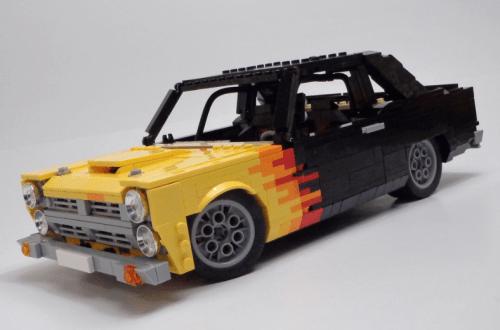 Lego Ford Fairlane