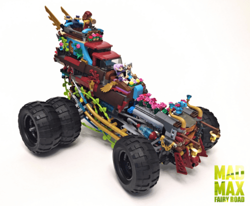 Lego Elves Mad Max