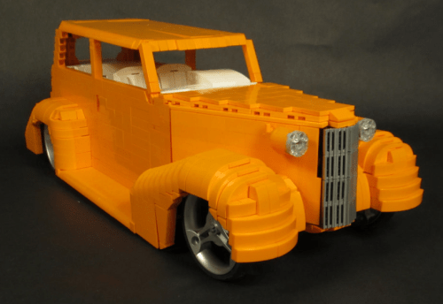 Lego Chevrolet Hot Rod