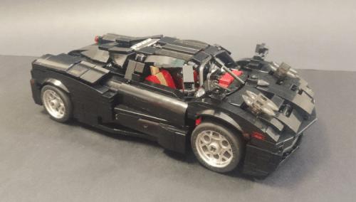 Lego Pagani Huayra