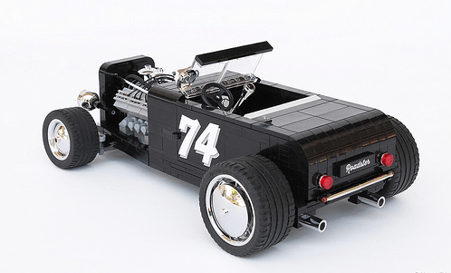 Lego Ford Roadster Hot Rod