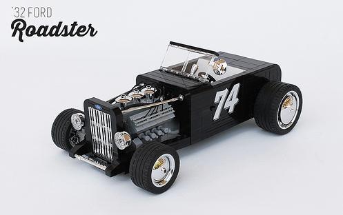 Lego '32 Ford Hot Rod