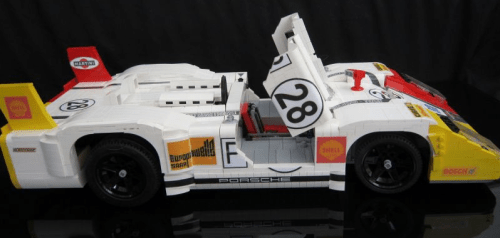 Lego Porsche 908 Flunder