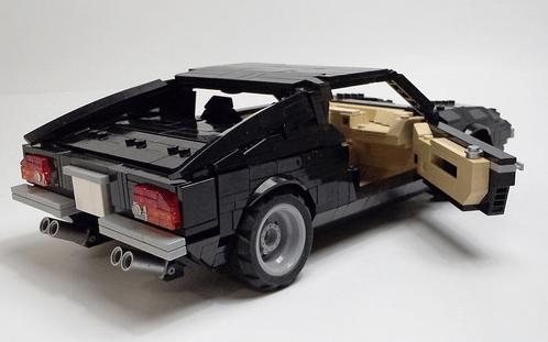 Lego De Tomaso Pantera