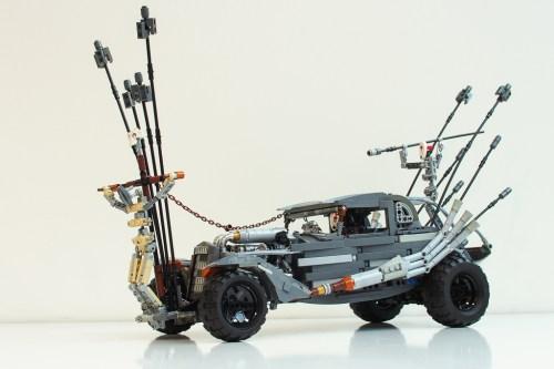 Lego Mad Max Fury Road Vicious
