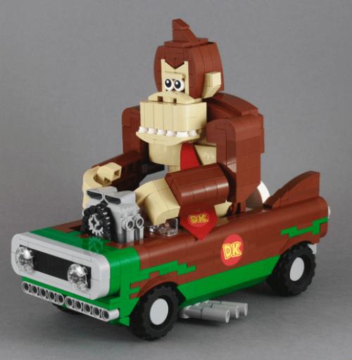 Lego Donkey Kong