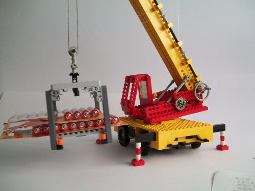 Lego Crane