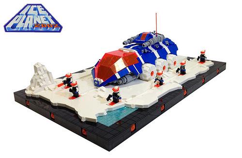 Lego Ice Planet 2002
