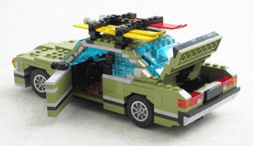 Lego BMW 6-Series