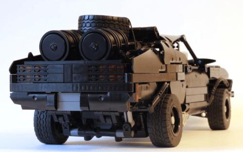 Technic Mad Max Car