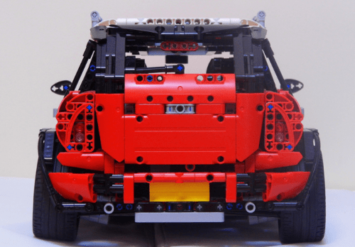 Lego technic Mini RC