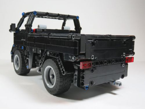 Lego Technic Suzuki Super Carry