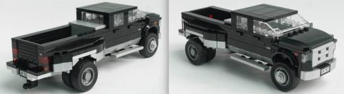 Lego Dodge Ram 3500 Truck