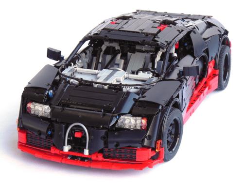 Lego Technic Bugatti Veyron
