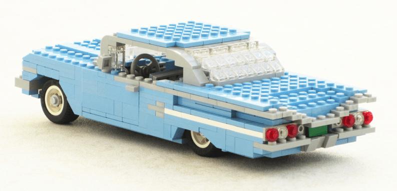 Lego Chevrolet Impala 1960