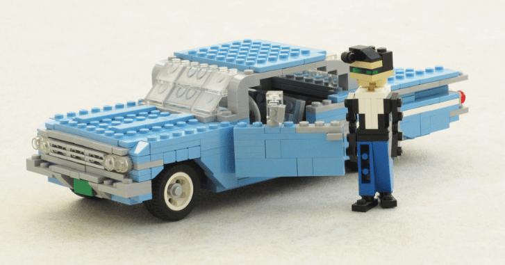 Lego Chevrolet Impala