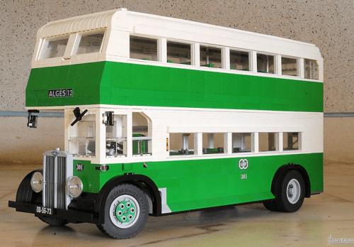Lego AEC Regent III Bus