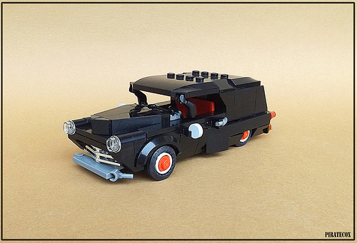 Lego Hot Rod Hearse