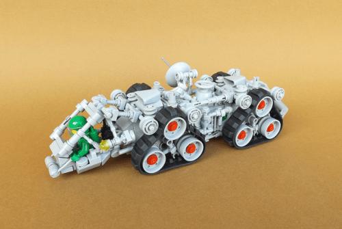 Lego Sci-fi Rover