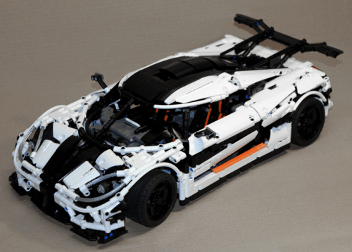 Lego Technic Koenigsegg One:1