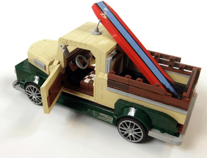 Lego Ford F1 Truck
