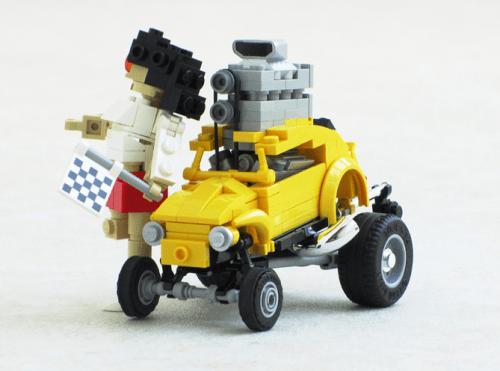 Lego Volkswagen Beetle Zinger