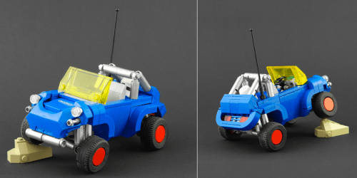 Lego VW Buggy Space