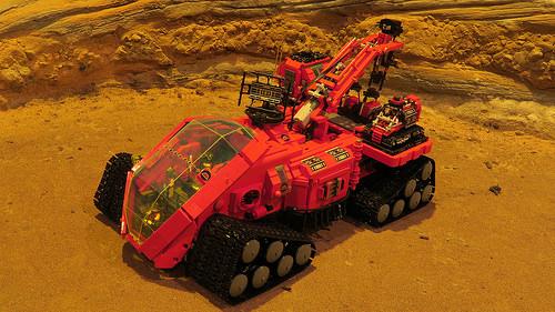 Lego M-Tron Core Magnetiser