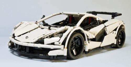 Lego Technic Icarus Supercar