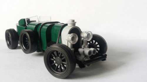 Lego Bentley Blower 3/8 Litre 1924