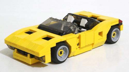 Lego Concept Car Tropicana