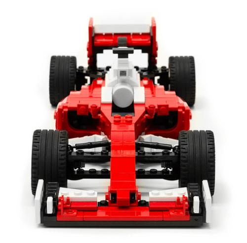 Lego Ferrari SF16-H F1 Car