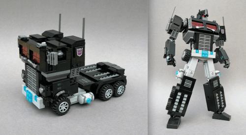 Lego Transformers Nemesis Prime