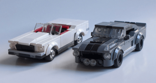 Lego Eleanor Ford Mustang