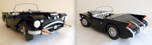 Lego Buick Wildcat II