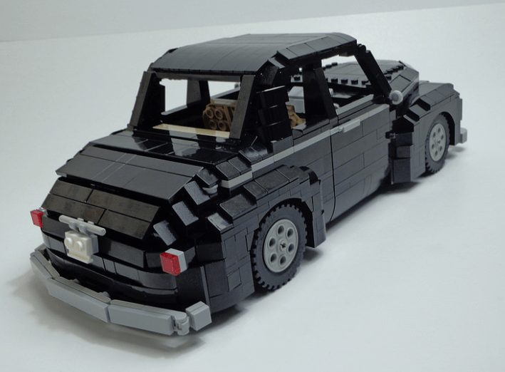 Lego Classic Ford Coupe