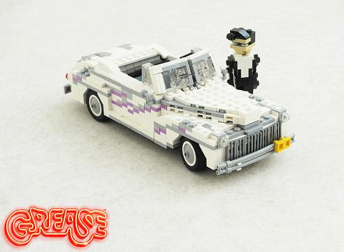 Lego Grease Lightnin' Ford