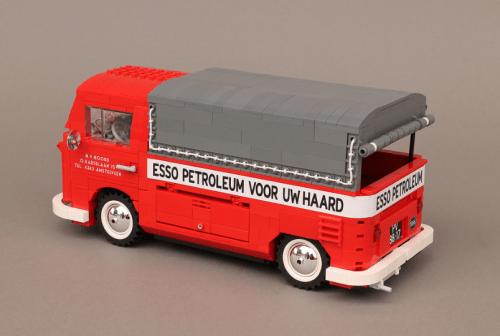Lego VW Type 2 Transporter