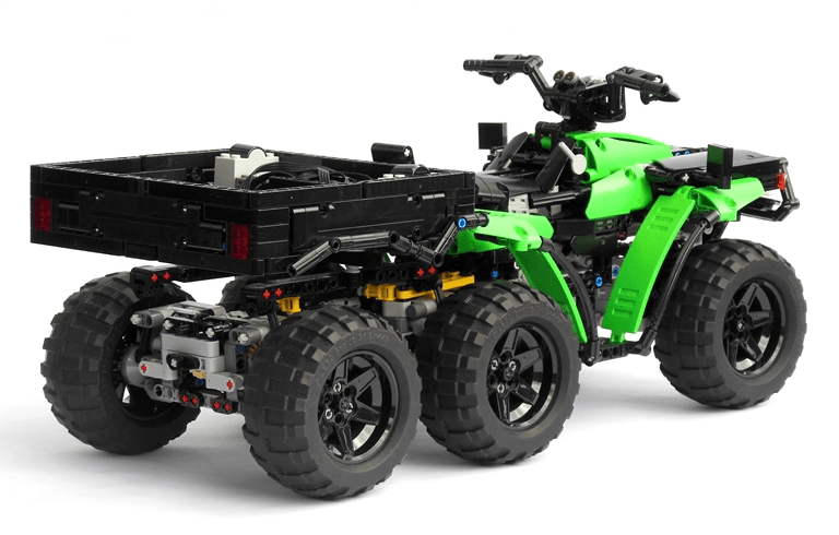 Lego Technic Remote Control ATV