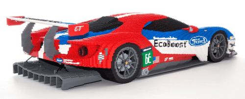 Lego Ford GT 2016