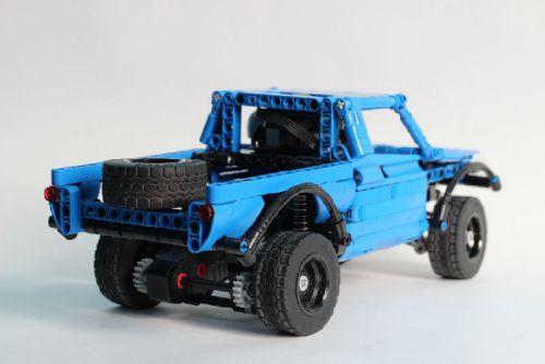 Lego Remote Control Truck