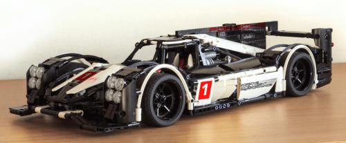 Lego Porsche 919 Hybrid Le Mans