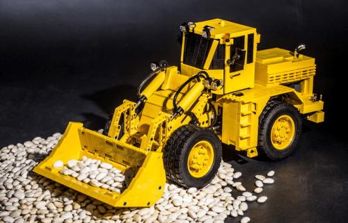Lego Stalowa Wola L34 Front Loader