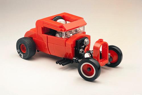 Lego Drag Rod